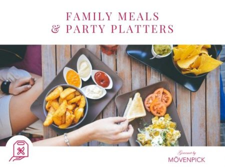 Family Meals & Sharing Platters