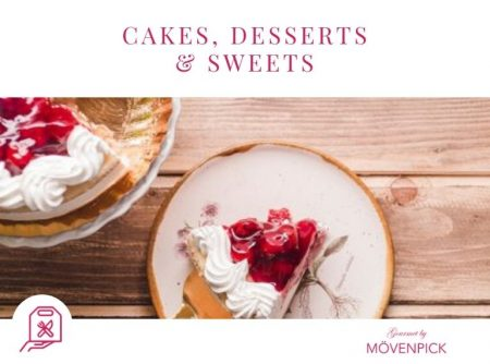 Cakes, Desserts & Sweets